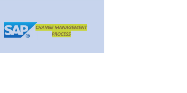 What you need to know for effective change Management process in ERP systems?