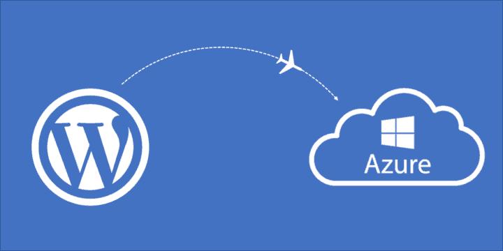 Azure Website Migration